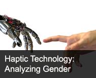 robot hand and human finger
