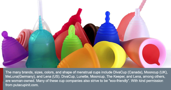 menstrual cups from putacupinit